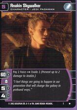 Star Wars TCG - Anakin Skywalker #1 Promo