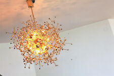 Sputnik PALWA Crystal Glass Chandelier Lampe Lamp