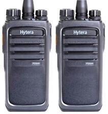 Hytera VHF Commercial Radios