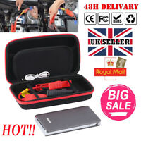 30000mAh USB Car Jump Start Starter Battery Charger Power Bank Booster Rescue UK