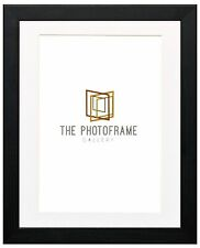 Black Picture Frames With Mount Photo Frames Wood Effect Picture Frames Various