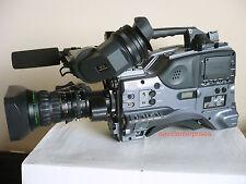 MINT Sony PDW-530 XDCAM camcorder+CBK-SD01 SDI & CBK-SC01, Fujinon A17x7.6 lens