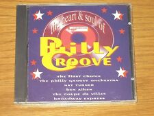 "UK IMPORT BRAND NEW SOUL CD - VARIOUS ARTISTS - ""HEART & SOUL OF PHILLY GROOVE"""