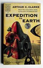 EXPEDITION TO EARTH Arthur C Clark SCI-FI PBack Ballantine 52 PBO 1stP 1953 LNew