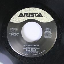 Country 45 Pam Tillis - In Between Dances / They Don'T Break'Em Like They Used T