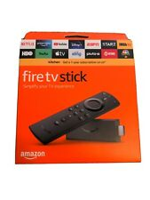 Amazon Fire TV Stick (3rd Gen.) FHD Media Streamer with Alexa Voice Remote
