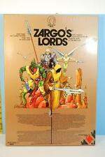 Zargo's Lords: Magic Duels for World Power - International Team/Simulation Games