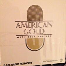 RADIO SHOW: DICK BARTLEY AM GOLD! 8/20/94 TOP 20 '68, RICHARD HARRIS, 4 SEASONS