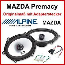 Mazda Premacy Lautsprecher vorne Türlautsprecher Mazda Premacy  Ersatz Boxen