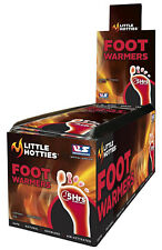 Little Hotties 5-Hour Insole Foot Warmer, Pack of 20 Pair, Medium/Large NEW