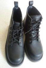 Mens skechers Black Steel Toe Boots Mens Size 13