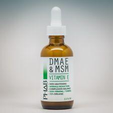 DMAE & MSM Serum - Ultra Strength Organic Skin Firming Wrinkle Cream 2.2oz