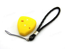 Yellow Silicone Case Cover For Toyota 3 Buttons Remote Key Fob HYQ12BBY B025YE