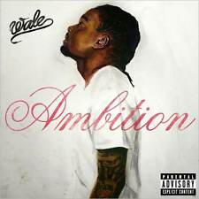 Ambition - Wale - CD New Sealed