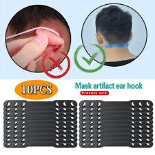 New 10PCS Face Mask Ear Hook Adjustable Ear Strap Extension Mask Fixing Buckle