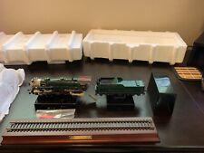 HO scale Southern Crescent Limited Franklin Mint Locomotive