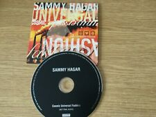 Cd Promotional album -  Sammy Hagar- Cosmic Universal Fashion