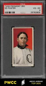 1909-11 T206 Ed Foster SOUTHERN LEAGUER PSA 4 VGEX (PWCC-A)