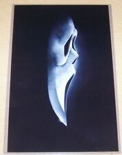 Scream Ghostface Knife 11X17 Movie Poster Arquette Campbell Lillard Cox