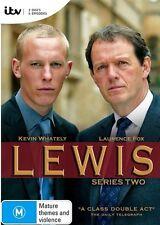 Lewis  -  Series - 2 Disc Set - New & Sealed All Region DVD - FREE POST