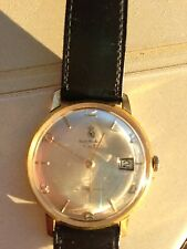 REAL MADRID vintage  COLLECTORS GOLD WATCH RARE FROM 1972