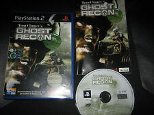 Gioco per Playstation2 Ps2 GHOST RECON 1° stampa  Pal Ita
