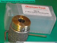 1 inch Grinding Bit  Xtra coarse speed stained glass