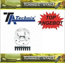 TA Technix Lochkreisadapter Adapterplatten 4x100=5x130 30mm Audi/VW auf Porsche