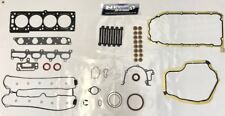 VAUXHALL ASTRA G GSI Z20LET ELRING FULL ENGINE GASKET SET INC BOLTS & RETAINERS
