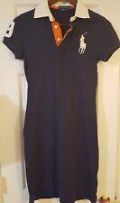 Ralph Lauren woman big pony polo shirt dress size s