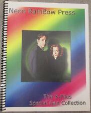 "X-Files Fanzine ""Special Gen Collection"" GEN"