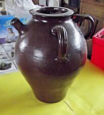 Ancienne Cruche Jarre Amphore,Vinaigrier terre cuite Pitcher jar Amphora