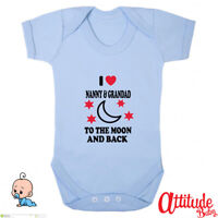 Ain/'t No Grandad Like The One I Got Cute Baby Vest Grow Funny Baby Shower Gift