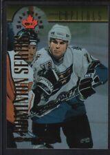 ADAM OATES 1997/98 DONRUSS CANADIAN ICE #78 DOMINION CAPITALS SP #119/150