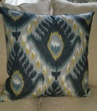 """Robert Allen Neo Bold Mineral Pillow/Cover/Shell/$25.00 ea.2 Available/20""""x 20"""""""