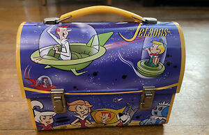 1999 Hallmark The Jetsons School Days Limited Edition Lunchbox Vintage