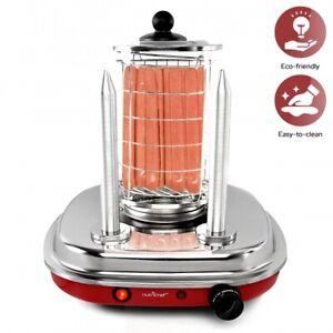 NUTRICHEF NCHDMK2 Hot Dog Warmer Hot Dog Steamer and Bun Warmer