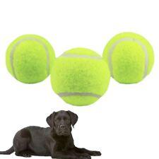 Pets Tennis Ball Sports Tournament Fun Outdoor Cricket Beach Dog ActivityDeko*`