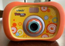 Vtech Kidizoom Camera - Orange, Real Digital Can Shoot Video Also, With Cable