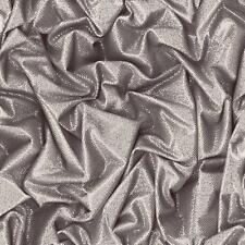 Muriva Crushed Satin Wallpaper Faux Effect Silk Modern Glitter Roll SilverL14209