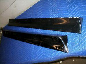 1985 86 87 88 89 90 FIREBIRD TRANS AM LEFT RIGHT PR SIDE DOOR GROUND EFFECTS FX