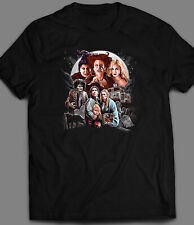 Halloween Hocus Pocus Witches Movie Poster Art Oldskool Mens T-Shirt