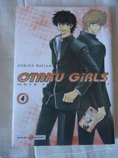 Otaku Girls, Tome 4  DOKI DOKI comme NEUF MANGA  EO