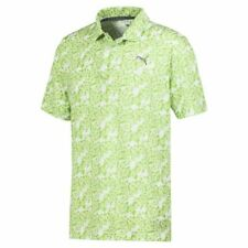 Puma Golf 2020 Masters ELEVEN Polo Shirt COLOR: Greenery SIZE: X Large (XL)