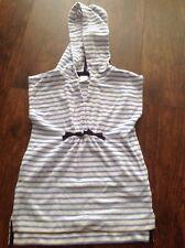 Baby Gap Toddler Girls Beach Cover up Terry Dress 3years Stripe e579b23ea5d8