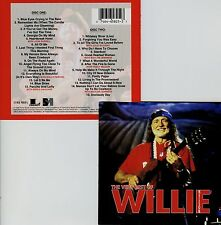 WILLIE NELSON  the very best of / 2 CDs - 30 TITRES