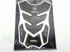 Racing Motorcycle Gas Tank Protector Pad for Yamaha Decal Stickers Carbon Fiber