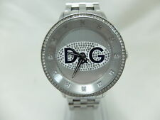 DOLCE & Gabbana Watch Prime Time dw0133 Quartz Steel Unisex 176ve18