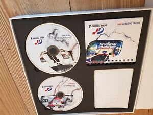 Gran Turismo 4  Press Kit Media Limited Edition PlayStation 2 Promo Kit New 2318