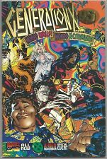 Generation X : 1995 Marvel comic book Annual